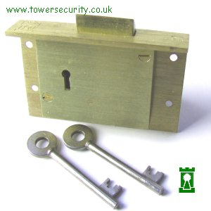 Tk91 5 Lever Spring Bolt Till Lock Tower Security